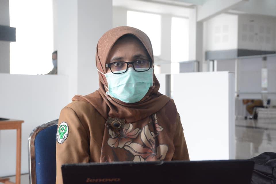 Kabid P2P Dinkes Roza Mardiah